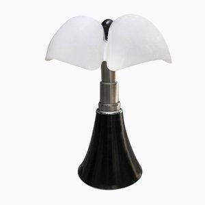 Lampe de Bureau Modèle 620 en Aluminium et Méthacrylate par Gae Aulenti pour Martinelli Luce, Italie, 1960s