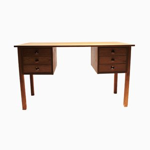 Danish Teak Desk from Gern Møbelfabrik, 1960s
