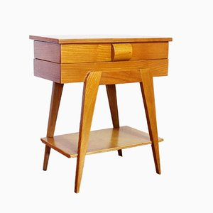Table d'Appoint Scandinave, 1950s