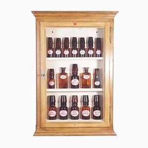 Mueble de farmacia vintage, años 70