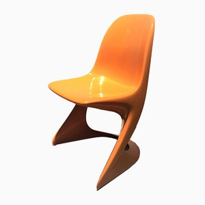 Vintage Side Chair by Alexander Begge, 1940s