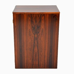 Danish Rosewood Cabinet by Erik Buch for Dyrlund, 1960s