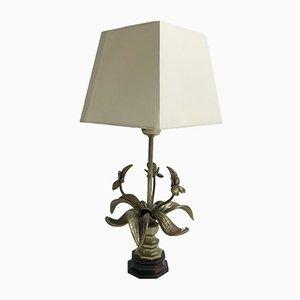 Lampe de Bureau Florale Mid-Century, 1960s