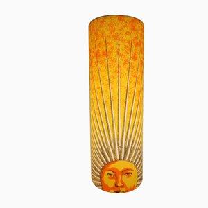 Lampada Sole in plastica di Atelier Fornasetti per Antonangeli Illuminazioni, Italia, anni '90