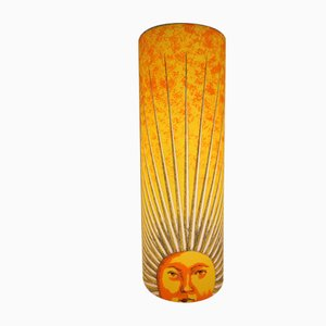 Lampe Sole en Plastique par Atelier Fornasetti pour Antonangeli Illuminazioni, Italie, 1990s