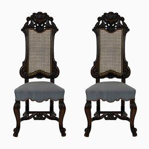Antike Stühle von George Trollope & Sons, 1860er, 2er Set