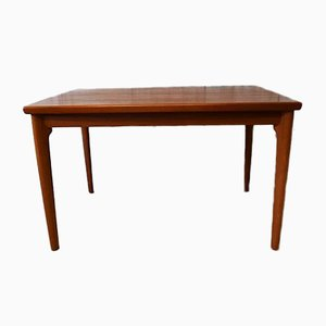 Danish Teak and Veneer Dining Table by Grete Jalk for Glostrup, 1960s