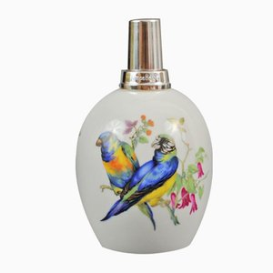 Limoges Porcelain Perfume Bottle from Lampe Berger, 1960s