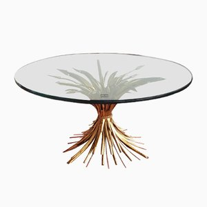 Modernist Sheaf of Wheat Coffee Table, 1960s