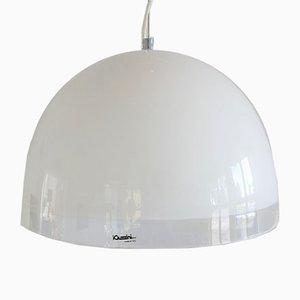 Italian White Baobab Pendant Lamp from iGuzzini, 1960s