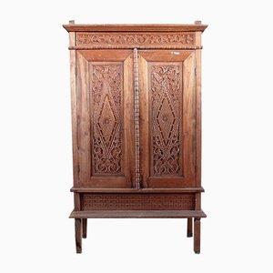 Mueble vintage de teca, años 20