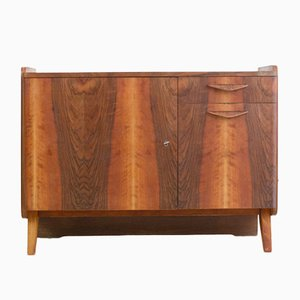 Mid-Century Walnut Sideboard from Tatra, 1960s
