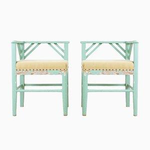 Bauhaus Side Chairs, 1920s, Set of 2