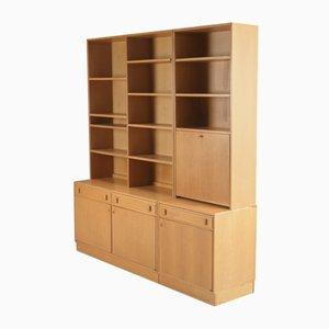 Mid-Century Danish Oak Cabinet, 1960s