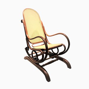 Antique Rocking Chair from Thonet