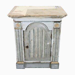 Tabernáculo antiguo de madera lacada, década de 1780