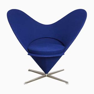 Textile Lounge Chair by Verner Panton for Vitra, 1980s