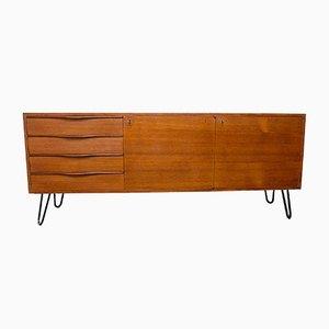 Mid-Century Sideboard aus Teak, 1950er