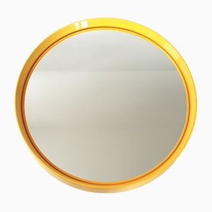 Vintage Space Age Italian Mirror from Salc, 1970s