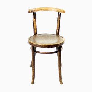 Tschechoslowakischer Vintage Stuhl aus Eiche von Thonet, 1930er