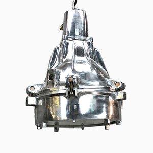 Industrielle explosionssichere Vintage Deckenlampe, 1983
