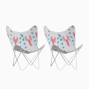 BKF Folding Chairs from Teixits Vicens, Set of 2