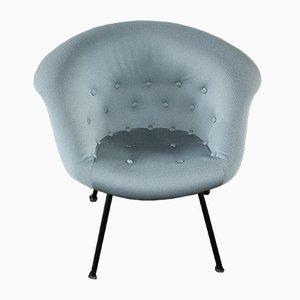 Vintage Sessel aus Stahl & Polyester, 1970er