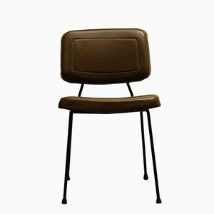 Vintage CM196 Stuhl von Pierre Paulin für Thonet, 1960er