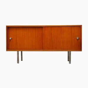 Zebrawood Sideboard by Alfred Hendrickx for Belform, 1950s