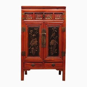 Vintage Pine Cabinet, 1920s