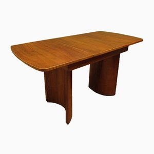 Mid-Century Teak Wood Dining Table, 1950s