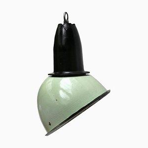 Asymmetrical Industrial Pendant Light, 1950s