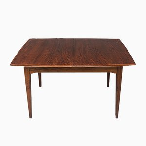 Vintage Walnut Dining Table by Alfred Cox, 1950s