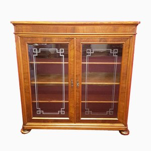 Antique Venetian 2-Door Showcase
