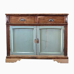Antique Fir Sideboard