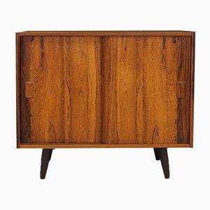 Mueble de palisandro y chapa de Nils Thorsson, años 60