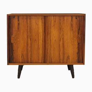 Rosewood and Veneer Cabinet by Nils Thorsson, 1960s
