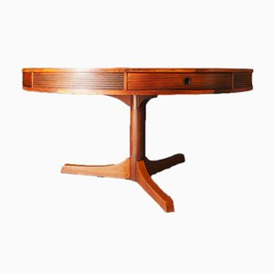 Mid-Century Rosewood Bridgeford Dining Table by Archie Shine for Robert Heritage, 1960s