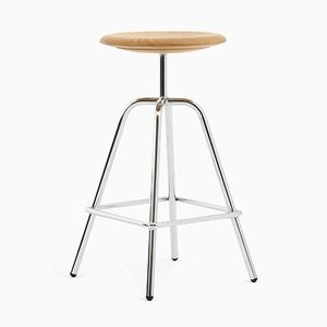 Herrenberger H650 Stool by Atelier Haussmann