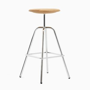 Herrenberger H730 Stool by Andreas Haussmann