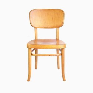 Model A283 Bentwood Side Chair by Adolf Schneck for Thonet, 1928