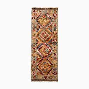 Handgefertigter Vintage Wollteppich, 1988