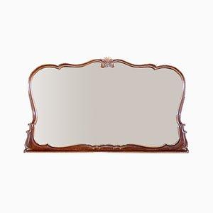 Italienischer Spiegel im Barockstil, 1930er