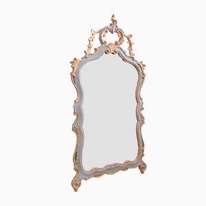 Italienischer Spiegel im Barockstil, 1960er