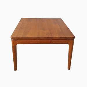 Vintage German Teak Side Table, 1970s