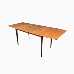 Teak Extendable Dining Table by Tom Robertson for McIntosh, 1960s