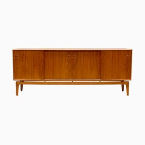 Danish Teak Model MK189 Sideboard by Arne Hovmand-Olsen for Mogens Kold, 1960s