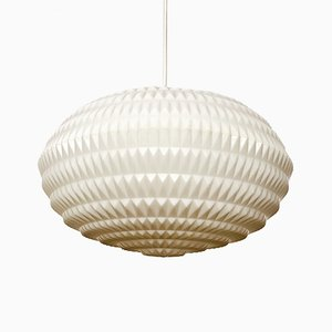 Mid-Century Deckenlampe aus Kunststoff, 1960er