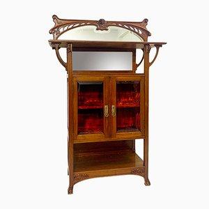 Mueble estilo modernista vintage de caoba, años 20