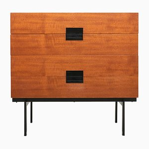 Teak Japanese Series Dresser by Cees Braakman for Pastoe, 1950s